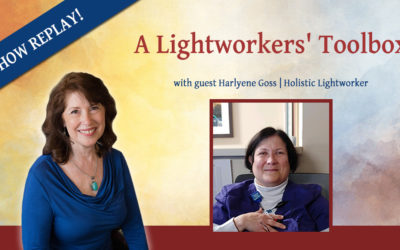 Inspiring Hope Show – A Lightworkers Toolbox with Harlyene Goss